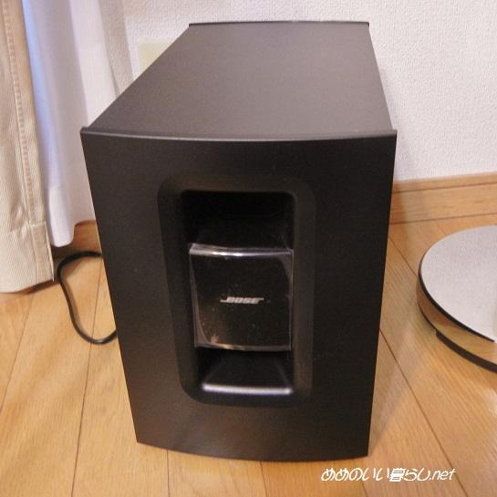 シネメイト1SR デジタル ホームシアター スピーカーシステム ウーファー