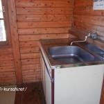 泉水キャンプ村室内